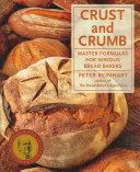 Crust and Crumb Book