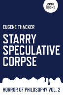 Pdf Starry Speculative Corpse Telecharger