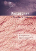 Pdf Philosophy a School of Freedom