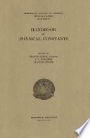 Handbook of Physical Constants