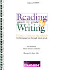 Reading   Writing Grade by Grade