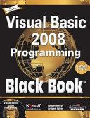 Visual Basic 2008 Programming Black Book  Platinum Edition  With Cd