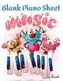 Blank Piano Sheet Music