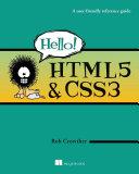 Hello  HTML5   CSS3