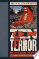 Zen Terror in Prewar Japan