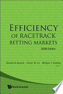 Efficiency Of Racetrack Betting Markets Book PDF