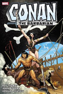 Conan the Barbarian: The Original Marvel Years Omnibus