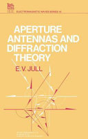 Aperture Antennas and Diffraction Theory