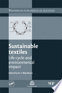Sustainable Textiles Book PDF