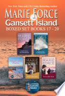 Gansett Island Boxed Set Books 17-20
