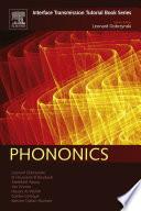 Phononics Book