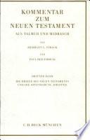 Die Briefe des Neuen Testaments und die Offenbarung Johannis