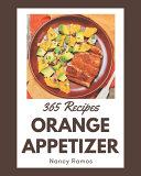 365 Orange Appetizer Recipes Pdf/ePub eBook