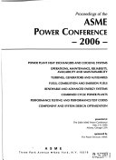 Proceedings of ... ASME Power