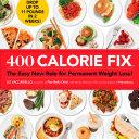 400 Calorie Fix Book
