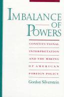 Imbalance of Powers