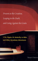 Pdf Present at the Creation, Leaping in the Dark, and Going Against the Grain