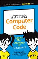 Writing Computer Code
