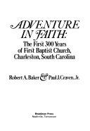Adventure In Faith