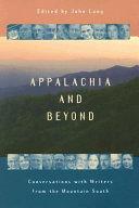 Appalachia And Beyond