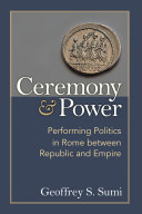 Ceremony and Power