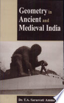 Geometry In Ancient And Medieval India PDF