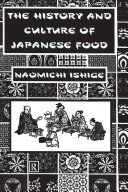 Pdf History Of Japanese Food Telecharger