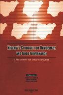 Nigeria S Struggle For Democracy And Good Governance