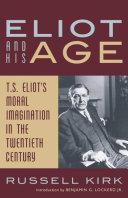 Eliot and His Age Pdf/ePub eBook
