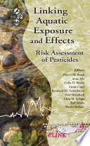 Linking Aquatic Exposure And Effects Book PDF