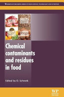 Chemical Contaminants and Residues in Food