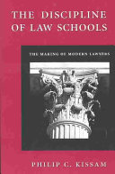 The Discipline Of Law Schools