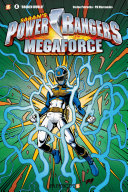 Power Rangers Megaforce #4: Broken World Pdf/ePub eBook
