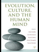 Evolution  Culture  and the Human Mind