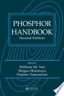 """Phosphor Handbook"" by Shigeo Shionoya, William M. Yen, Hajime Yamamoto"