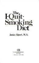 The I Quit Smoking Diet