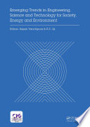 Emerging Trends in Engineering  Science and Technology for Society  Energy and Environment