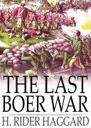The Last Boer War Pdf/ePub eBook