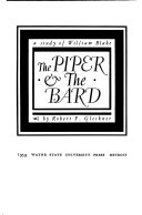 The Piper The Bard