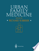 Urban Family Medicine Book