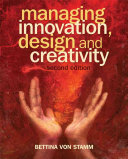 Managing Innovation  Design and Creativity