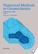 Numerical Methods in Geomechanics Volume 1 Book