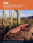 Habitat Management Guidelines for Amphibians and Reptiles of the Southwestern United States