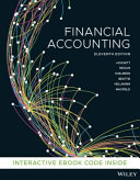 Cover of Financial Accounting, 11e Print and Interactive E-Text