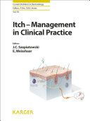 Itch - Management in Clinical Practice