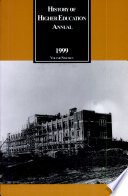 History Of Higher Education Annual 1999 Southern Higher Education In The 20th Century