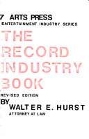 Pdf The Record Industry Book
