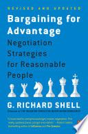Bargaining for Advantage Book PDF