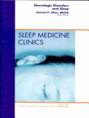 Neurologic Disorders and Sleep