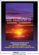 Laboratory Manual for Principles of General Chemistry 9E for Nova